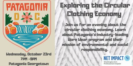 Exploring the Circular Clothing Economy tickets