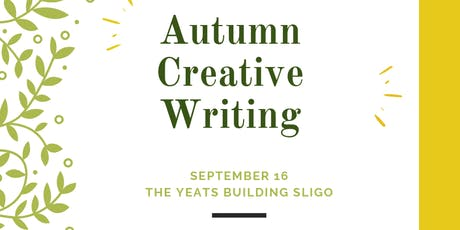 Autumn Creative Writing tickets