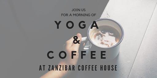 Yoga & Coffee