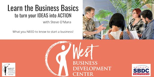 Learn the Business Basics to Turn Your Ideas into Action