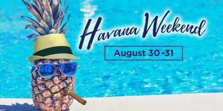 Havana Nights - Labor Day Weekend tickets