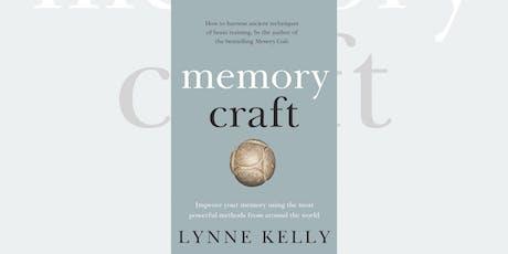 Dr Lynne Kelly: Memory Craft - Bendigo tickets