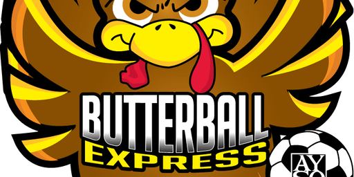 BUTTERBALL EXPRESS AYSO YOUTH SOCCER TOURNAMENT