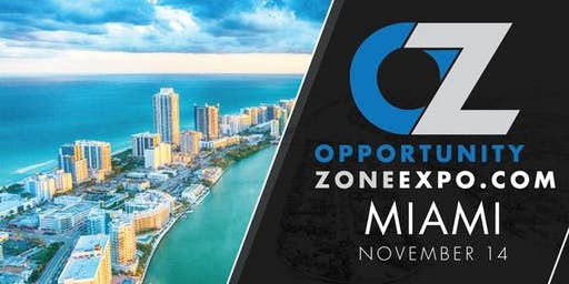 2019 Opportunity Zone Expo Miami [SAVE $100 BY 10/14!]