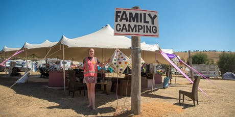 Rainbow Serpent Festival 2020 - Family Camping Registration tickets