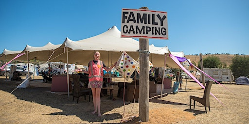 Rainbow Serpent Festival 2020 - Family Camping Registration