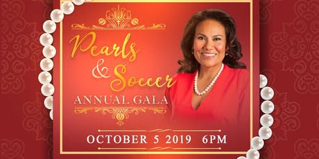 2nd Annual Pearls & Soccer Gala tickets