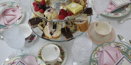 A Fascinating Tea Party tickets
