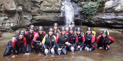 Women's Rainforest Canyon Adventure // Sunday 2nd February