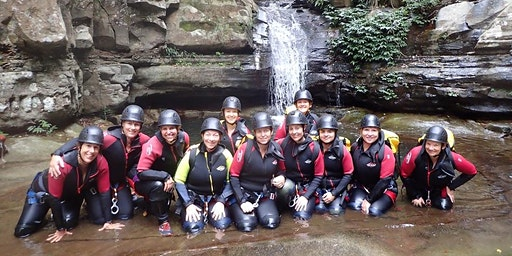 Women's Rainforest Canyon Adventure // Sunday 2nd February