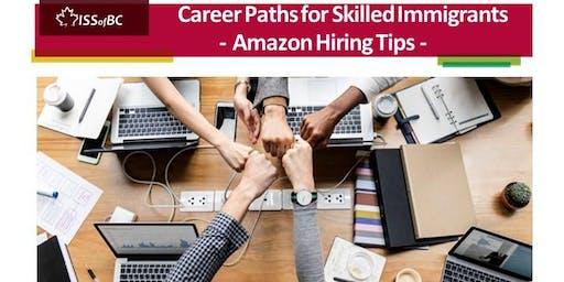 Amazon Hiring Tips workshop