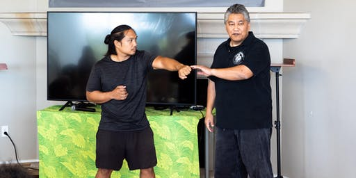 """Introductory Lecture: """"LUA: The Way of the Hawaiian Warrior"""""""