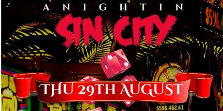 A Night In Sin City tickets