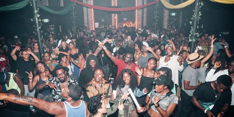 """Afro GoGo - """"The African Fiesta"""" (Afrobeats & More) tickets"""