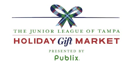 The 2019 Junior League of Tampa Holiday Gift Market  tickets