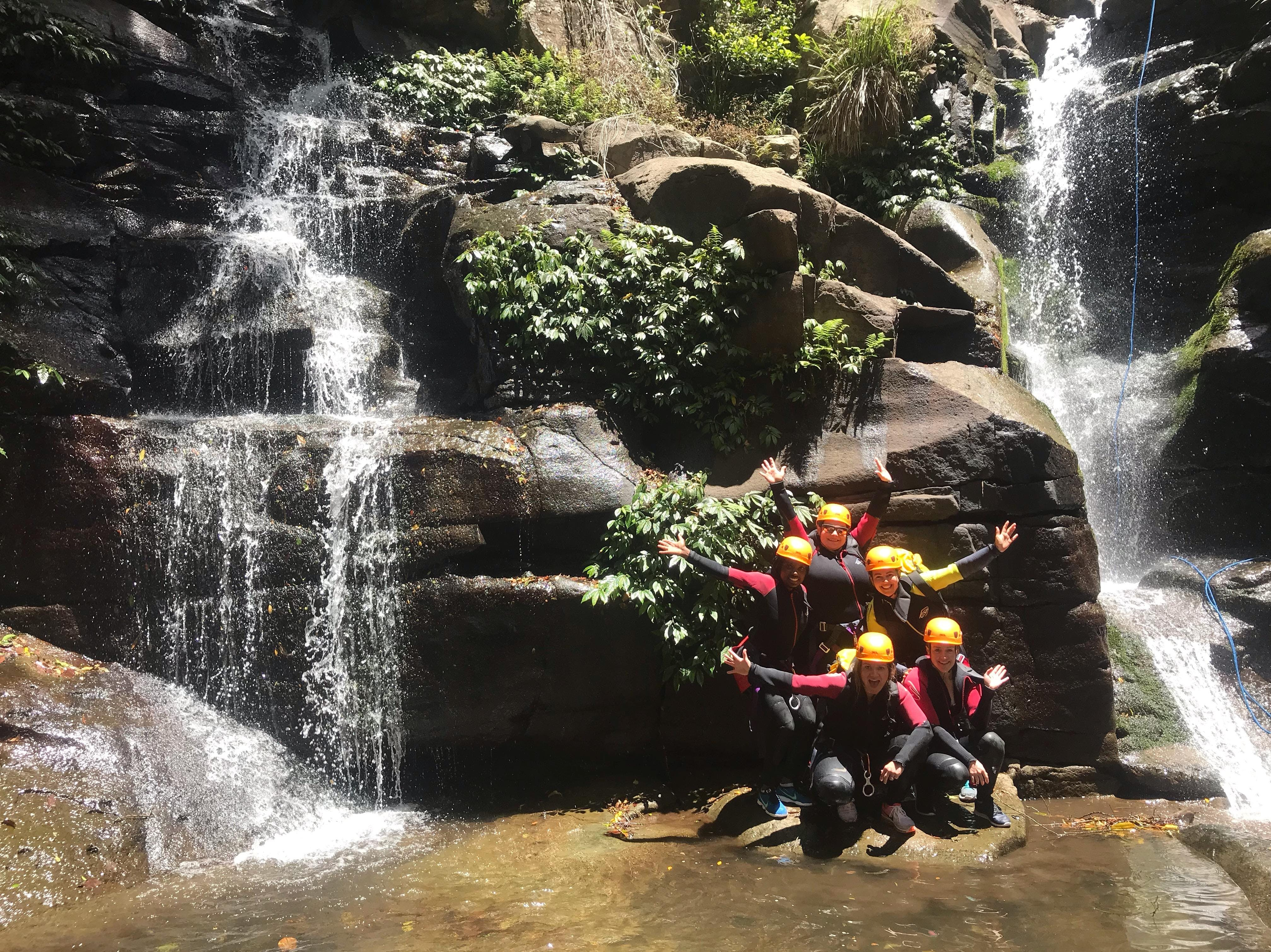Womens Rainforest Canyon Adventure  18th January