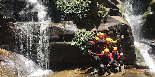 Women's Rainforest Canyon Adventure // 18th January