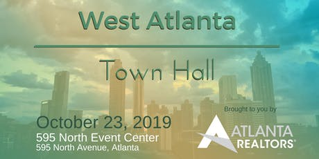 ARA hosts: West Atlanta Town Hall tickets