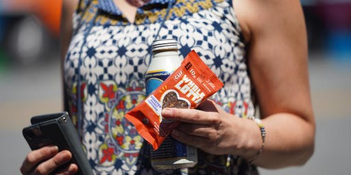 Trans-Pecos: DIY Up-cycled T-Shirt Tote with CLIF Bar and Company