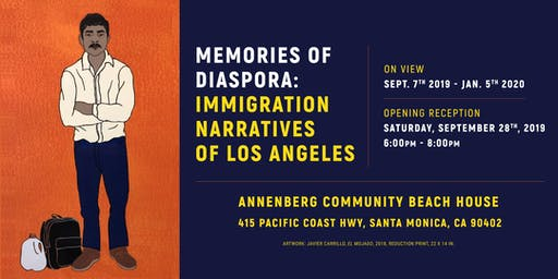 """Opening Reception for """"Memories of Diaspora"""" by Art Division"""