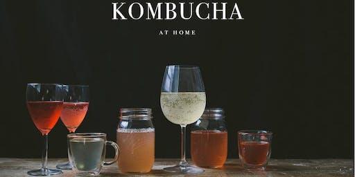 Kombucha at Home