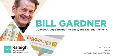 Bill Gardner: 2019-2020 Logo Trends: The Good, The Bad, and The WTF tickets
