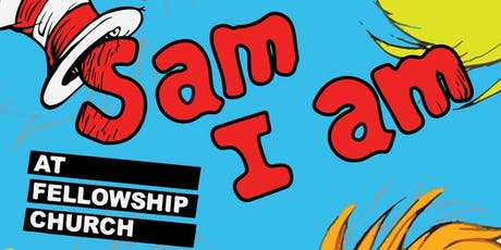 SAM I AM with Ed Young @ Fellowship Church tickets