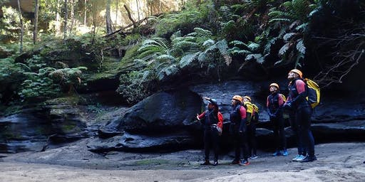 Women's Wallangambe Canyon Adventure // 19th January