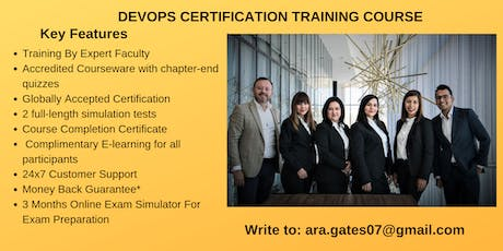 DevOps Certification Course in Nashua, NH tickets