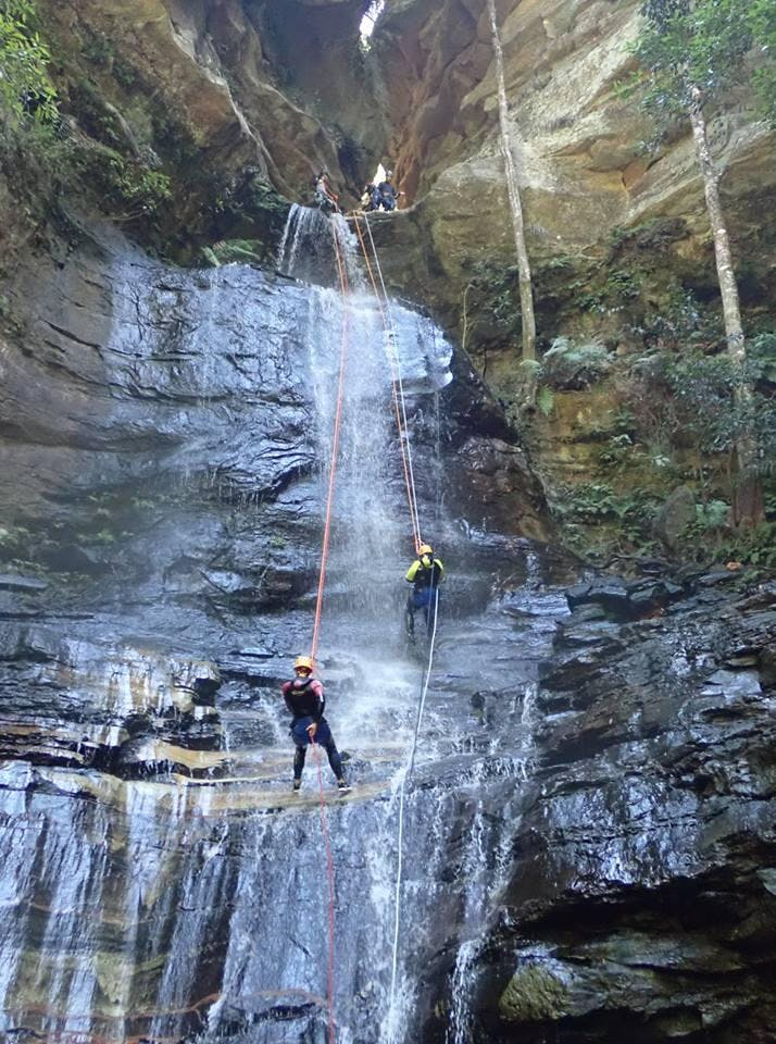 Womens Empress Canyon & Abseil Adventure  Sunday 8th March