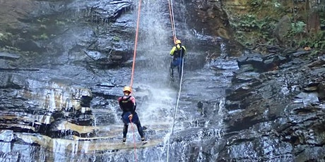 Women's Empress Canyon & Abseil Adventure // Sunday 8th March tickets