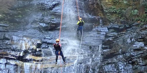 Women's Empress Canyon & Abseil Adventure // Sunday 8th March