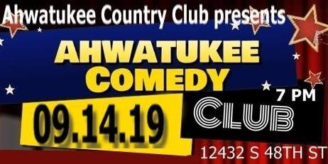 Ahwatukee Comedy Club Event 9/14/19