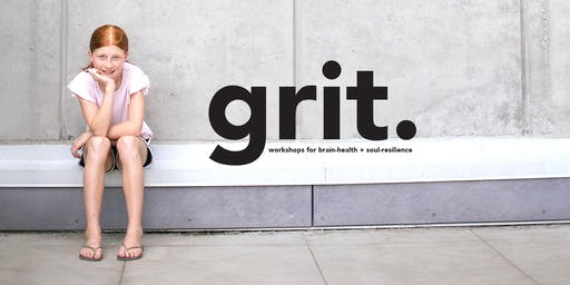 GRIT (for girls) at Capilano Elementary (grades 3-5) Tuesdays October 1 - November 26 / 3-4:30pm