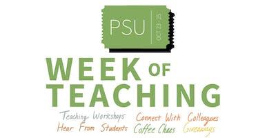 Week of Teaching
