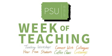 Week of Teaching  tickets