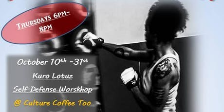 Self-Defense Workshop by KuroLotuz tickets
