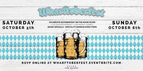 Wharftoberfest: Oktoberfest Riverside Festival tickets