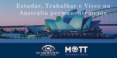 Estudar, Trabalhar e Viver na Australia permanentemente