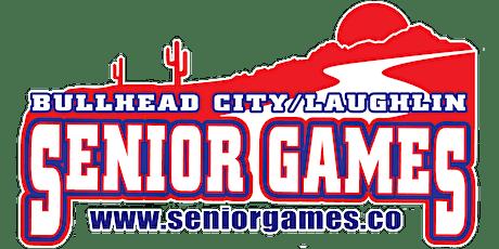 BULLHEAD CITY/ LAUGHLIN SENIOR GAMES - DRY CAMPING tickets