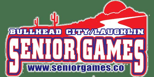 BULLHEAD CITY/ LAUGHLIN SENIOR GAMES - DRY CAMPING