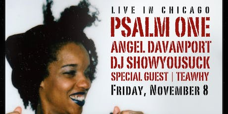 Live in Chicago PSALM ONE tickets