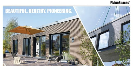 Keep up with the play – What is a FlyingSpaces® Passive, Prefabricated Home?