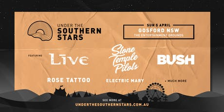 Under The Southern Stars - Gosford tickets