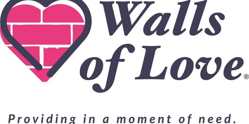 Walls of Love Lorain County 1yr Anniversary- Providing in a moment of Need!