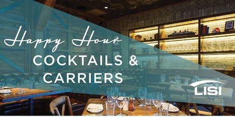 Be Our Guest for Cocktails & Carriers Happy Hour tickets