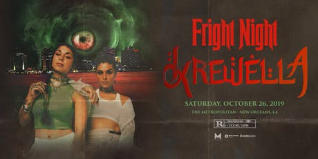 Metropolitan's Fright Night featuring KREWELLA tickets