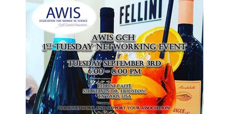 AWIS GCH 1st Tuesday Networking Event  tickets