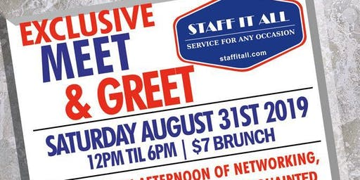 The Exclusive Meet & Greet Networking Brunch