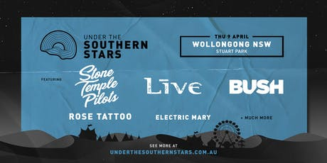Under The Southern Stars - Wollongong tickets